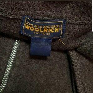 Woolrich Jackets & Coats - Woolrich Womens Sweater Jacket 100% Wool Full Zip